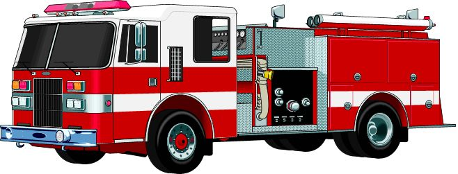 Fire Truck clipart powerpoint Truck Clipart Awesome clipart images