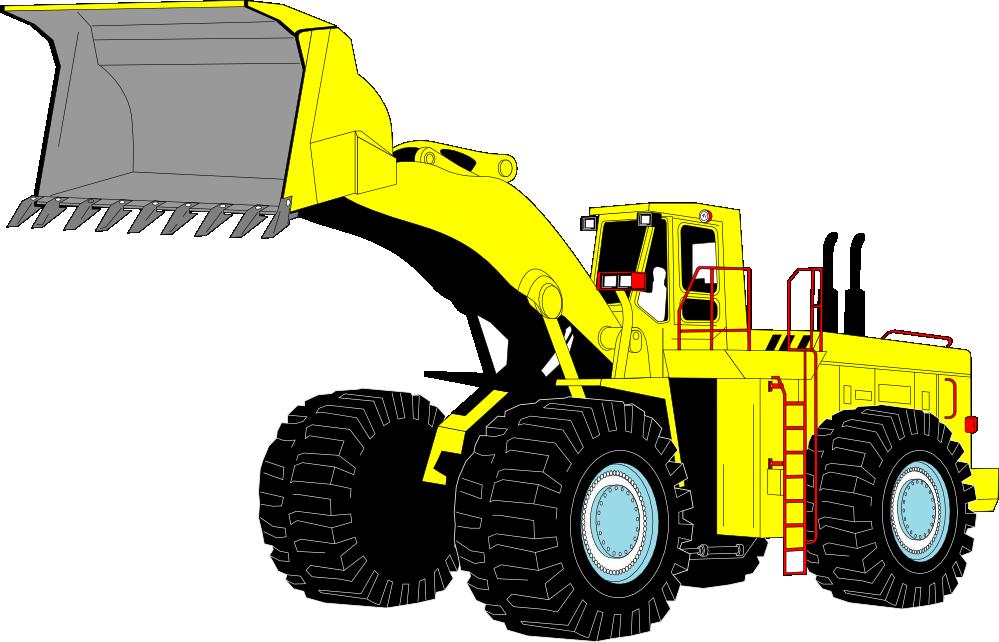 Tires clipart heavy equipment Caterpillar Cliparts Heavy equipment Zone