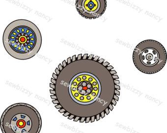 Tires clipart heavy equipment Tires etc Equipment web