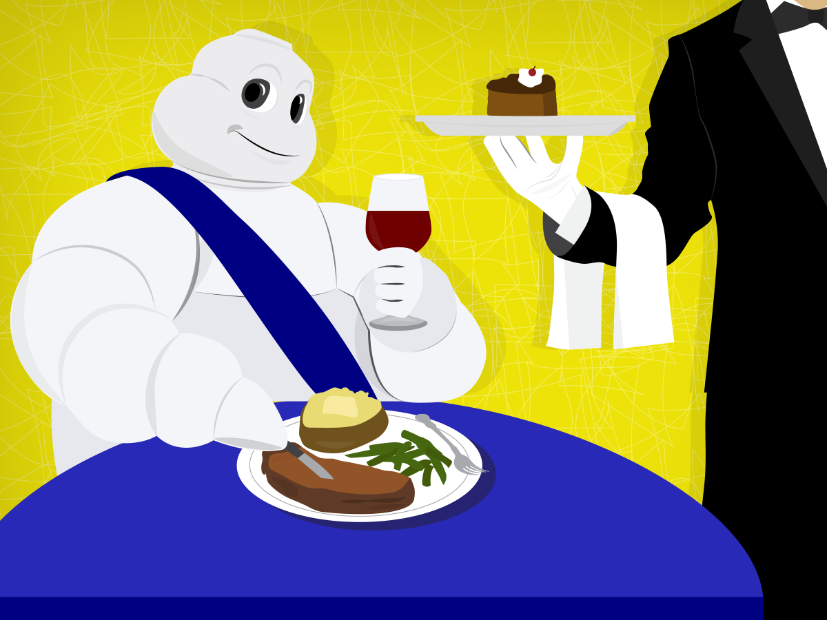 Tires clipart michelin Insider History Michelin of Business