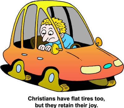 Problem clipart flat tire Christart Image: Tires Flat Tires