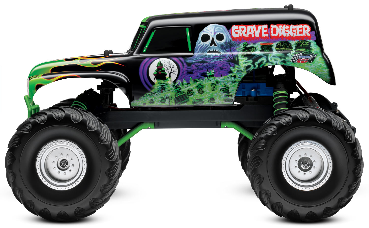 Tires clipart rc car Network digger truck and grave