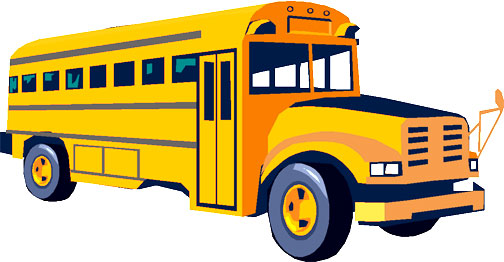 Tires clipart school bus Images Side Flat School Clipart