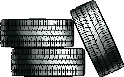 Tires clipart semi Download on Free Art