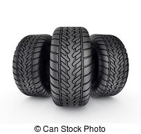 Tires clipart semi 824 a 40 and Tires