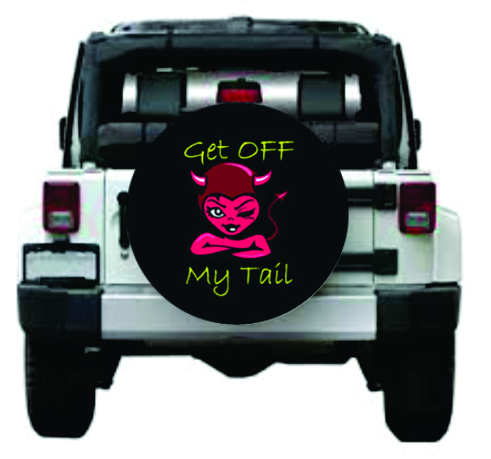 Tires clipart spare tire Of tail Tire from cover
