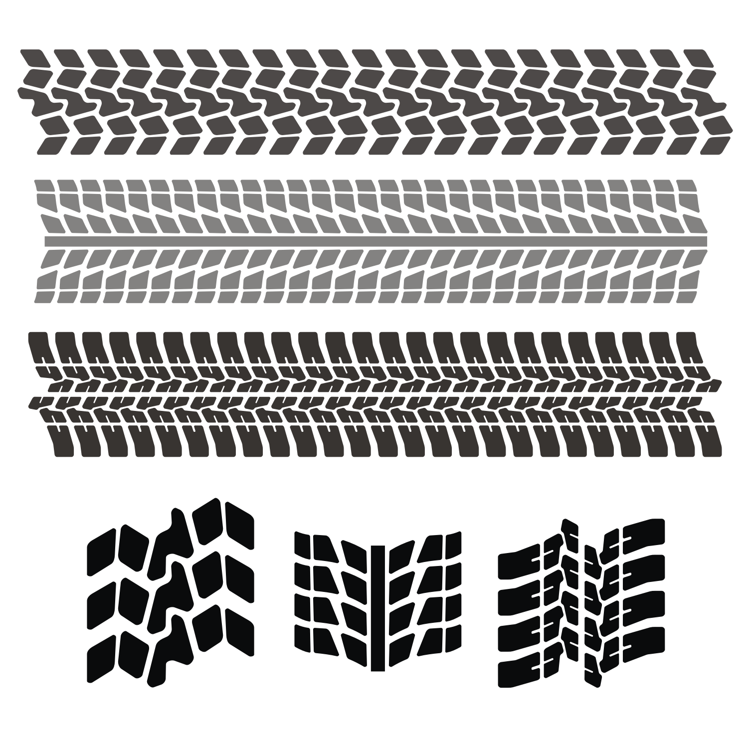 Tires clipart tire marks Vector online Tire clip at