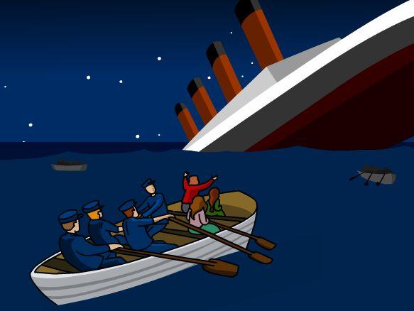 Titanic clipart Titanic Plans 36 Pinterest unit