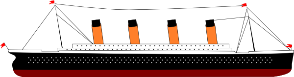Titanic clipart Download image at  art