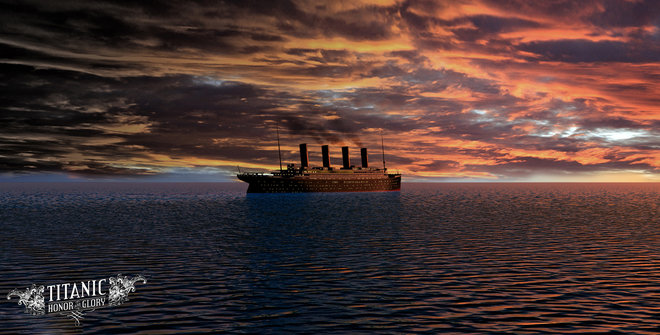 Titanic clipart Watch Titanic the Time (Video)