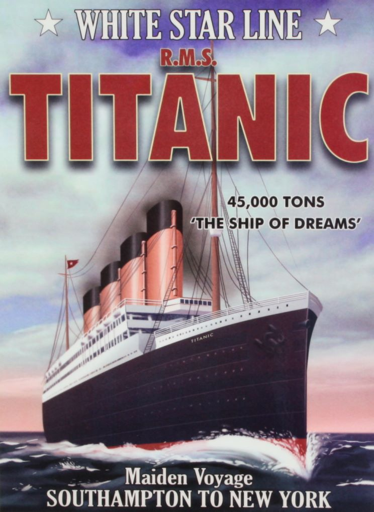 Titanic clipart boat trip TITANIC100 Titanic more from TITANIC100