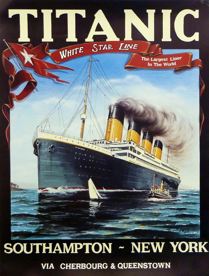Titanic clipart boat trip Titanic the the and ideas