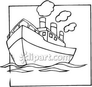 Drawn titanic cartoon The Titanic White Drawing and
