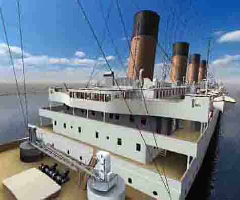 Titanic clipart naval It's are to There the