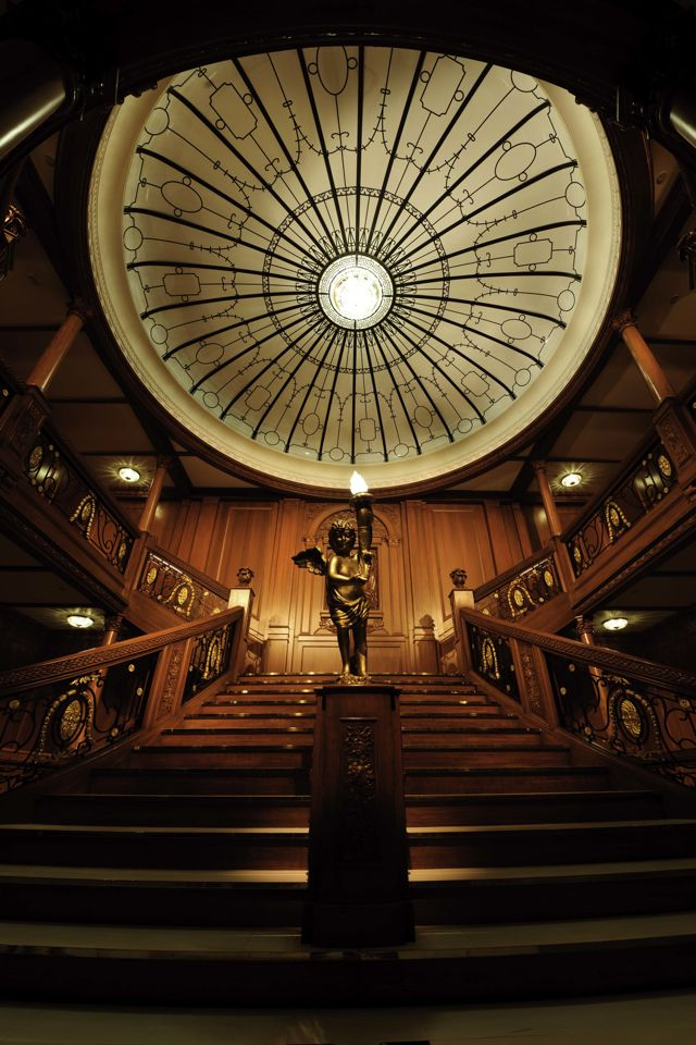Titanic clipart real Titanic's Staircase Pinterest images about