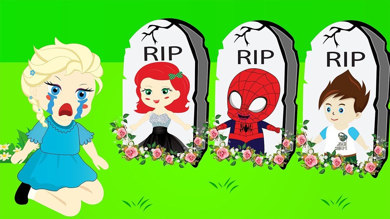 Titanic clipart real Dead Spiderman Ryder Desperate Ryder
