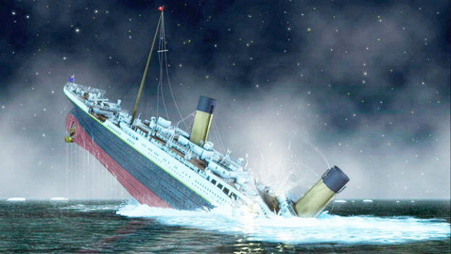 Titanic clipart real With [Video] The This Real
