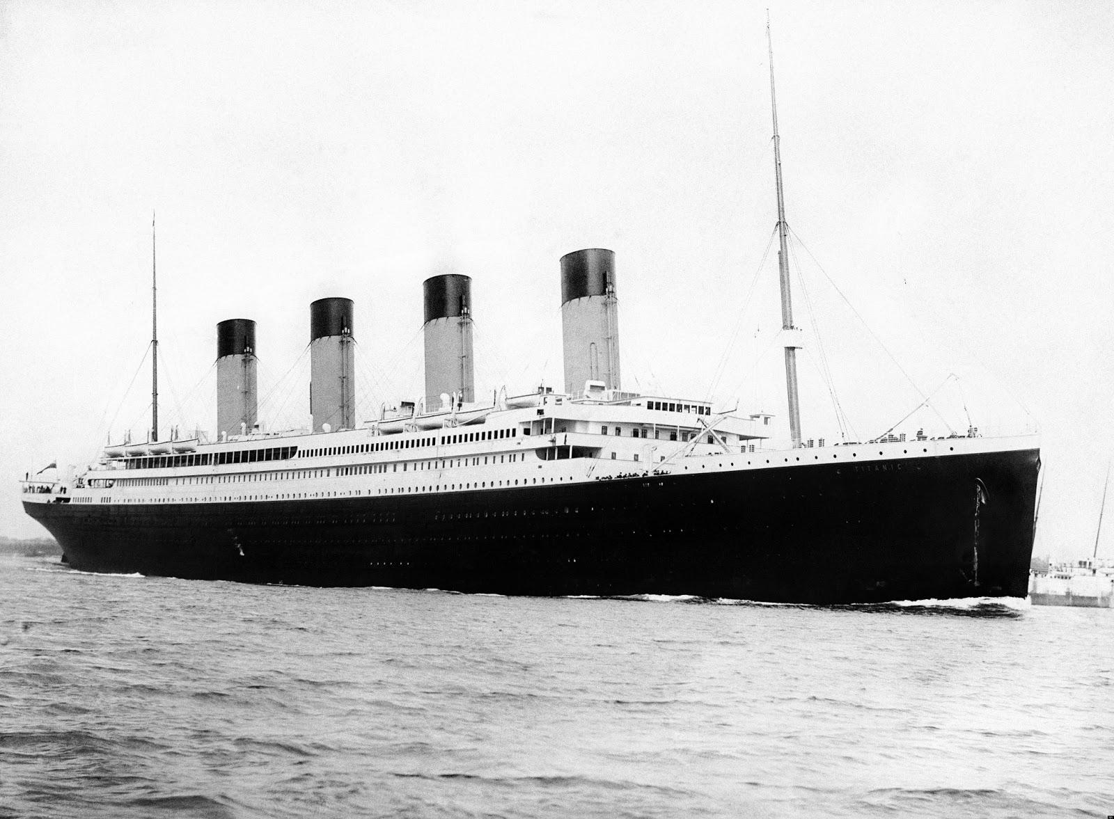 Boat clipart titanic And Titanic Ships Art Boats