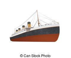 Boat clipart titanic Big Ship  ship 132