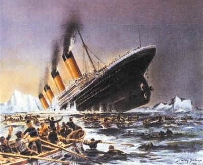 Titanic clipart shipwreck Concordia Giglio: Link  Titanic