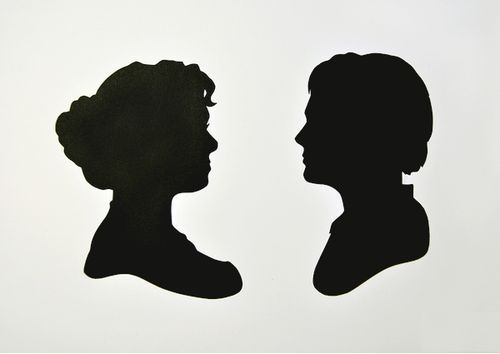 Titanic clipart silhouette And on on silhouettes more