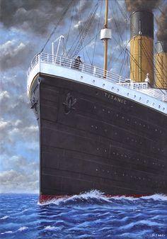 Titanic clipart Titanic sea Marschall  and