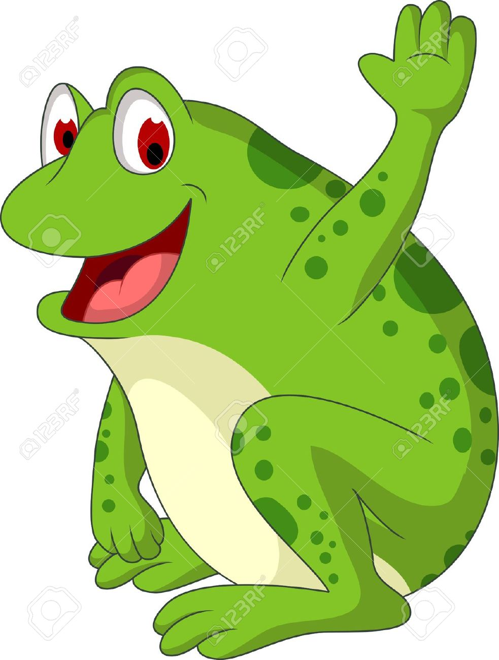 Amphibian clipart cute frog Clipart 90 Toad Toad Top