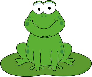 Toad clipart frog dissection #6