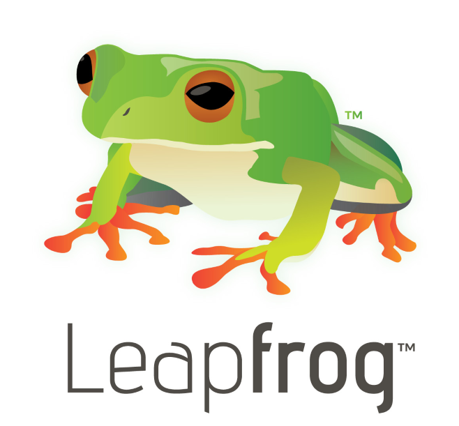 Toad clipart leap frog #6
