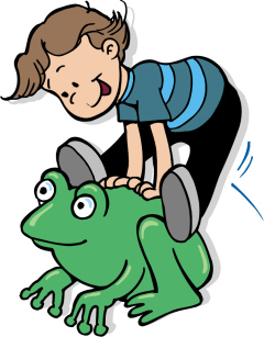 Toad clipart leap year #14
