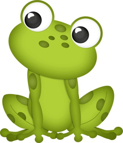 Toad clipart speckled frog #3