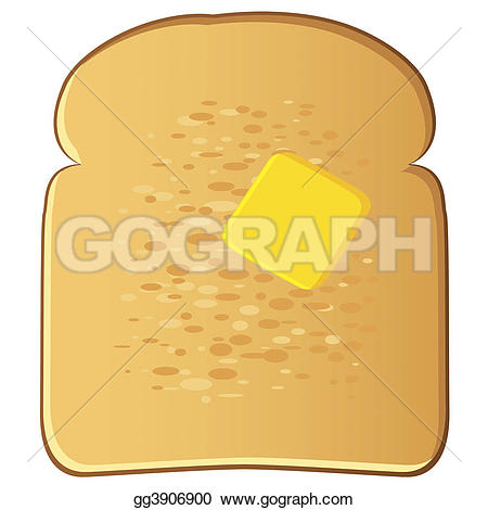 Butter clipart toast Drawing with Drawing gg3906900 gg3906900