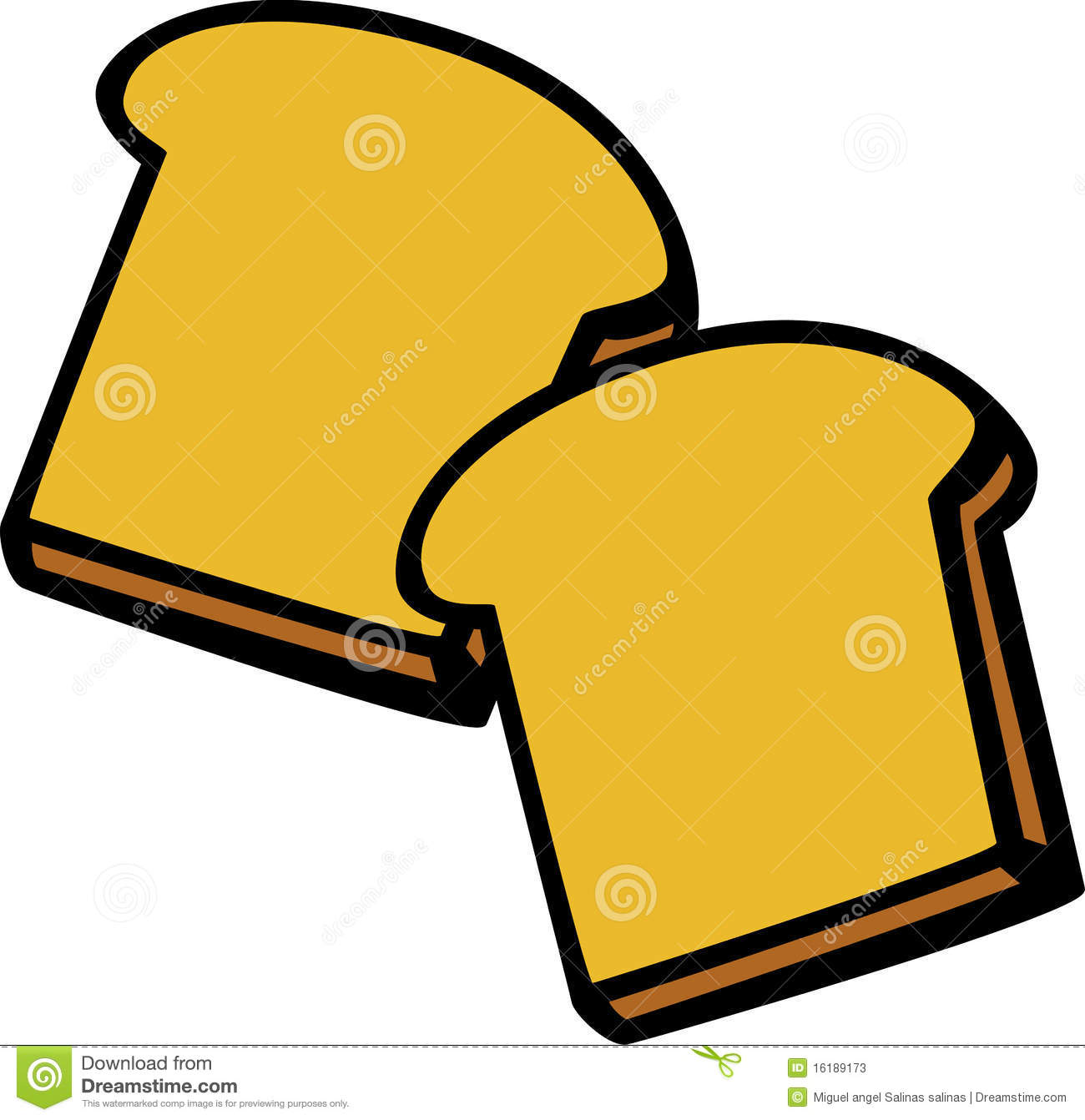 Bread clipart toast bread Bread cliparts Toasted Clipart Toast