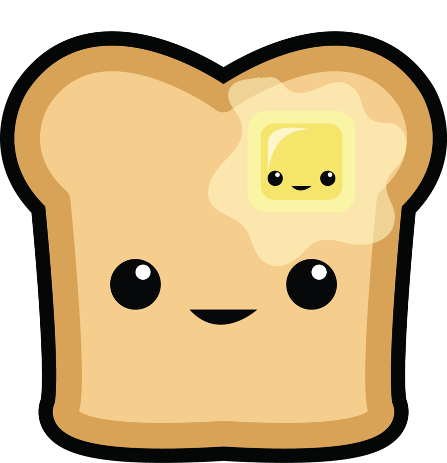 Toast clipart Toast Clipart art #3546 Clipart