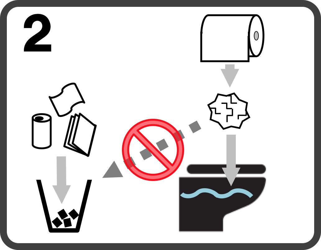 Toilet clipart please #9