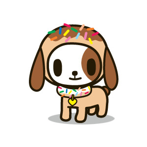 Tokidoki clipart Page tokidoki Characters Pinterest dog