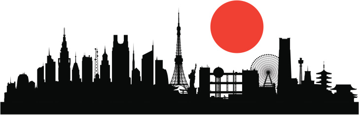 Tokyo clipart Side Islands includes island the