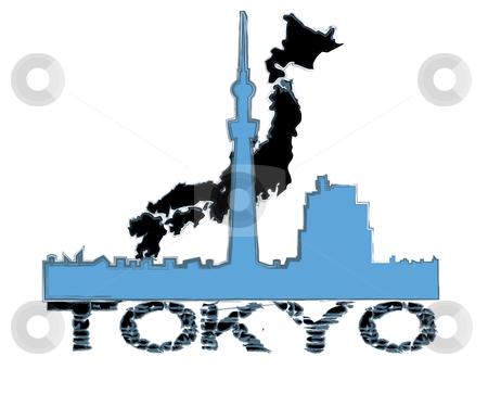 Tokyo clipart TOKYO vector stock TOKYO