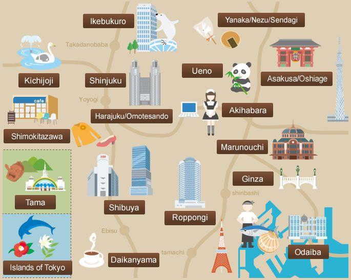 Tokyo clipart Tokyo Attractions Check Tokyo 50 Travel: !