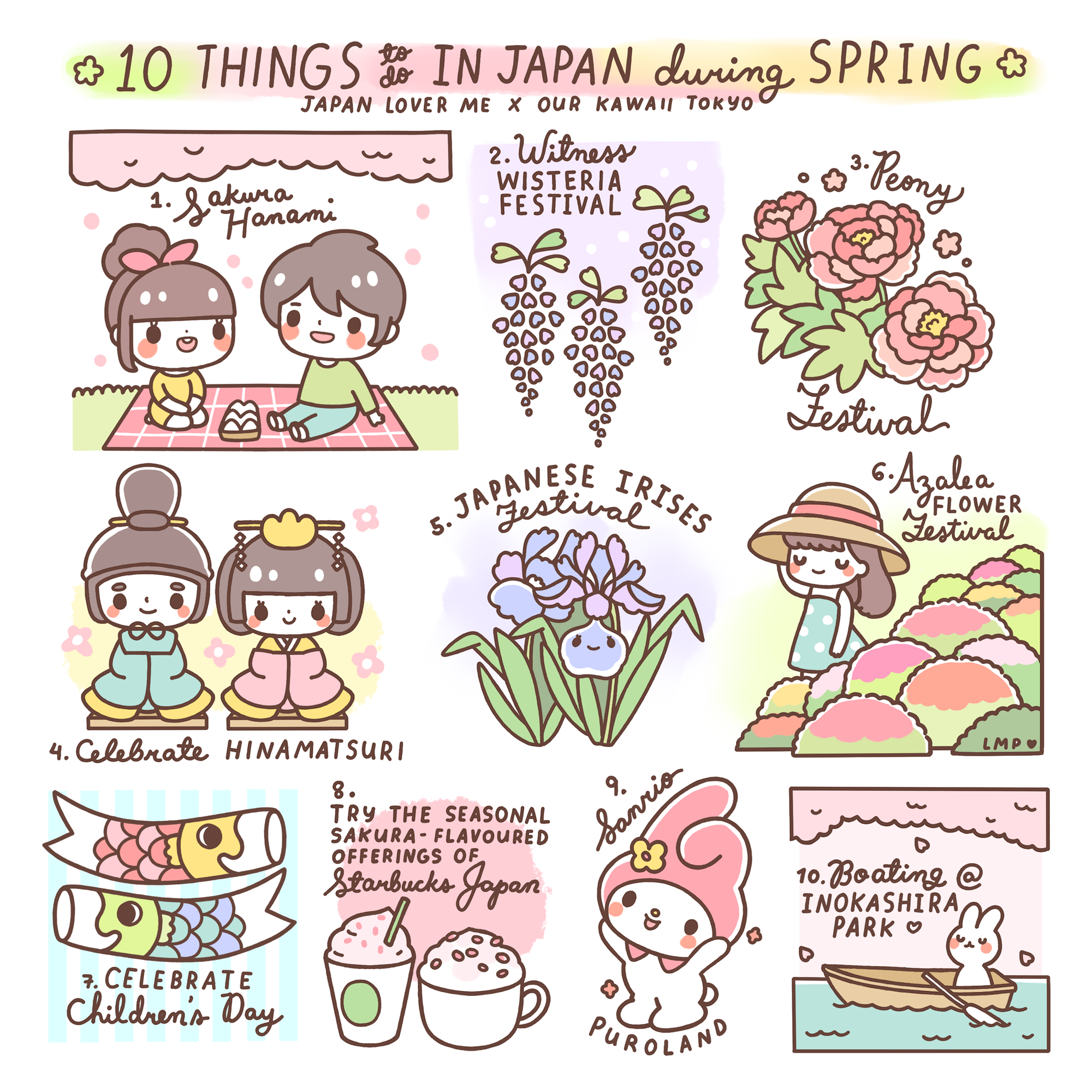 Tokyo clipart Tokyo Attractions Lover kawaii things our Our
