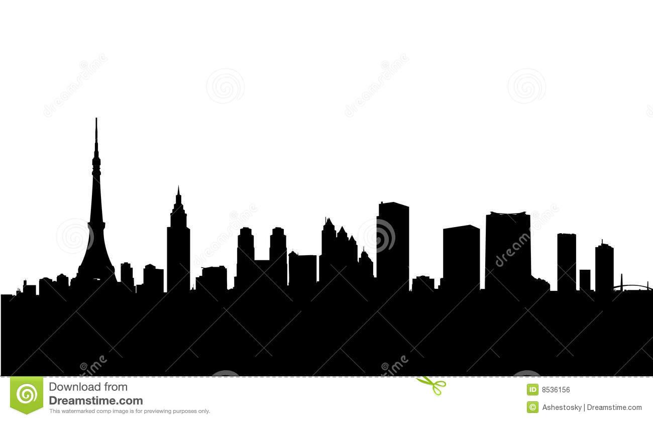 Tokyo clipart Tokyo Skyline Clipart Tokyo Stock Royalty Royalty Vector