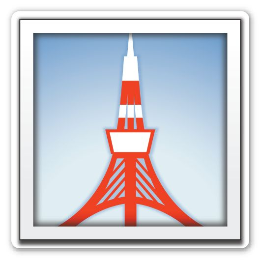 Tokyo clipart Tokyo Tower Tokyo  and Tower tower
