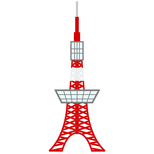 Tokyo clipart Tokyo Tower Clipart 7731 Tokyo & ID#: Email