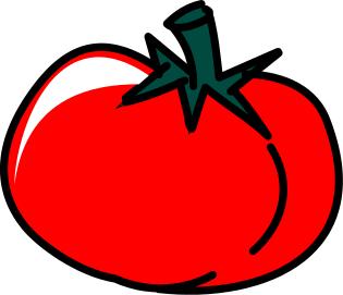 Tomato clipart Clipart Tomato Public Domain Clipart