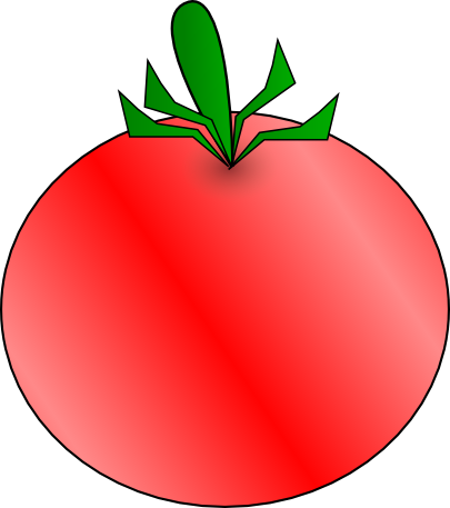 Tomato clipart long 0 Free Art simple ShareAlike