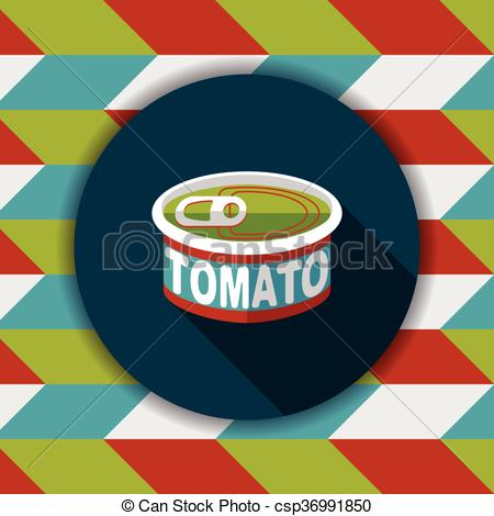 Tomato clipart long Tomato kitchenware of kitchenware can