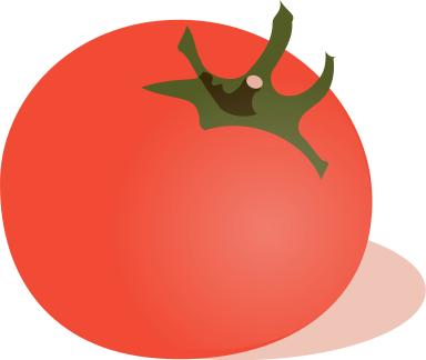 Tomato clipart two Clip public of Tomatoes clipart