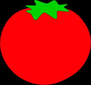 Tomato clipart vector Clip Tomato com Art vector