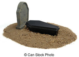 Tombstone clipart coffin Art grave clip & images