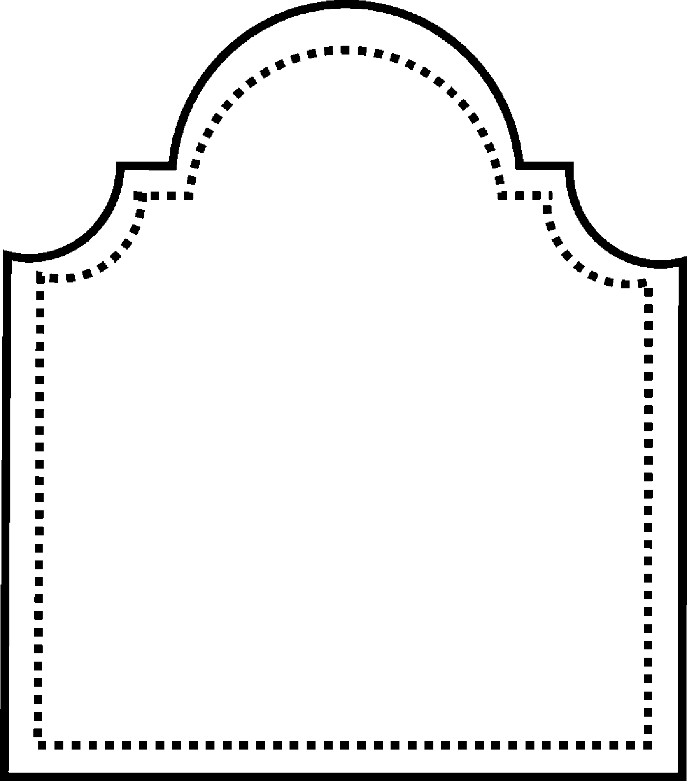 Tombstone clipart plain Template Cliparts Cliparts Zone Template